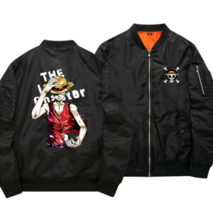 Boutique One Piece Bomber xs Bomber One Piece Luffy