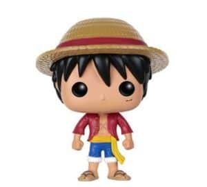 figurine pop luffy