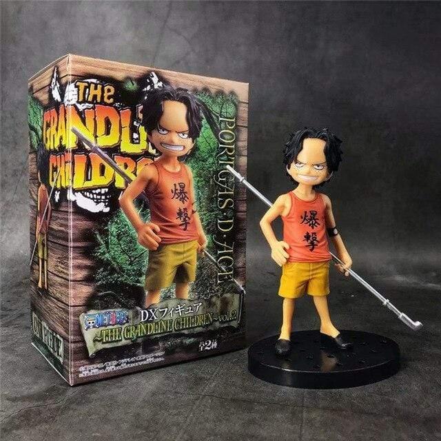 Boutique One Piece Figurine One Piece Figurine One Piece Ace Enfant