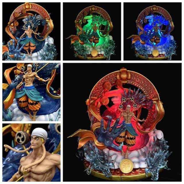 Boutique One Piece Figurine One Piece Figurine One Piece Arc Sky Piea God Ener