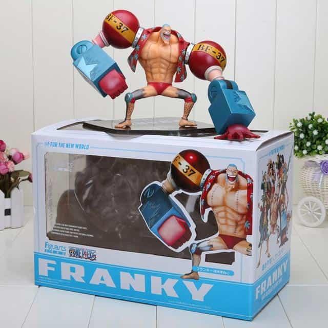 Boutique One Piece Figurine One Piece Figurine One Piece Dead or Alive Franky Nouveau Monde