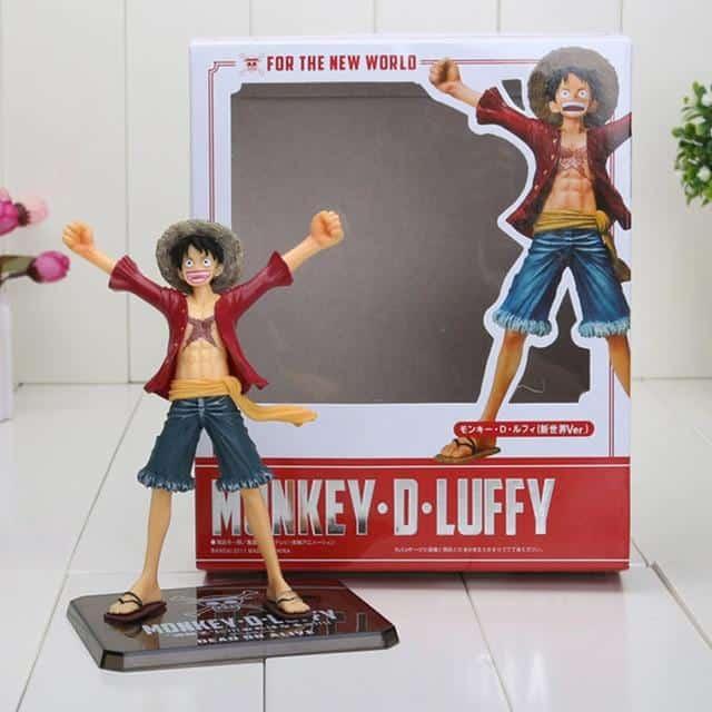 Boutique One Piece Figurine One Piece Figurine One Piece Dead or Alive Mugiwara No Luffy Et Sa Cicatrice