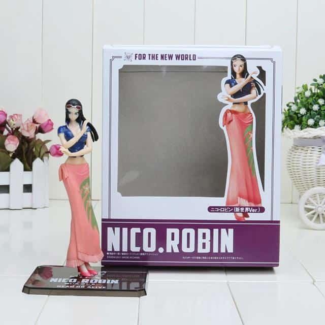 Boutique One Piece Figurine One Piece Figurine One Piece Dead or Alive Nico Robin Sur Socle