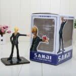 Boutique One Piece Figurine One Piece Figurine One Piece Dead or Alive Sanji Sur Socle