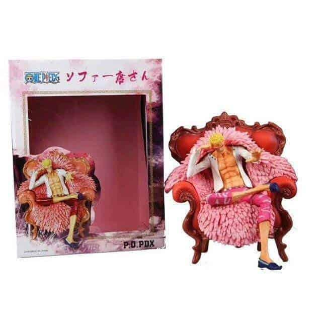 Boutique One Piece Figurine One Piece Figurine One Piece Don Quichotte Doflamingo