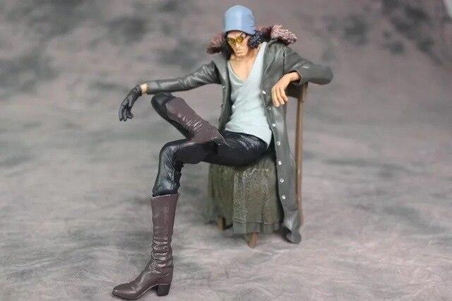 Boutique One Piece Figurine One Piece Figurine One Piece Kuzan L'Amiral Assis