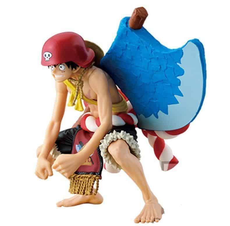 figurine luffy