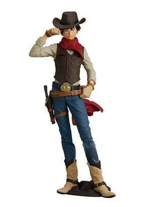 Boutique One Piece Figurine One Piece Figurine One Piece Luffy Cowboy