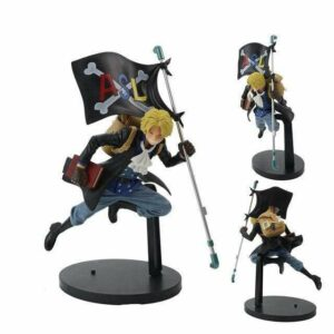 Boutique One Piece Figurine One Piece Figurine One Piece Sabo et son Drapeau