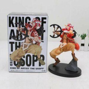 Boutique One Piece Figurine One Piece Usopp in box Figurine One Piece Ussop Attaque
