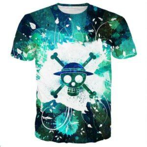 Boutique One Piece T-shirt xs Maillot Imprimé One Piece Logo Luffy