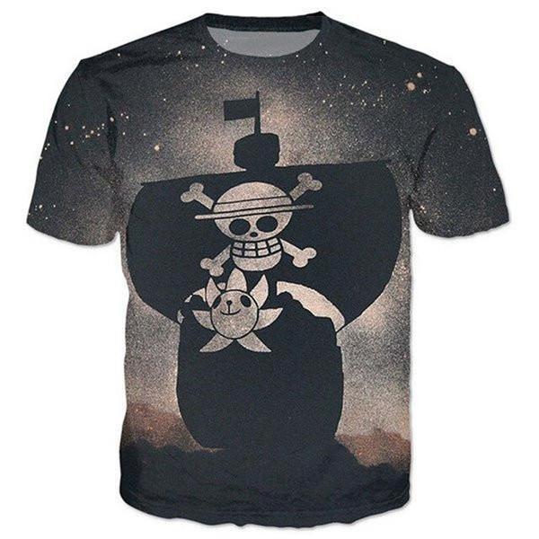 Boutique One Piece T-shirt xs Maillot Imprimé One Piece Sunny