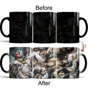 Boutique One Piece Mug Mug Magique One Piece La Rage De Chopper
