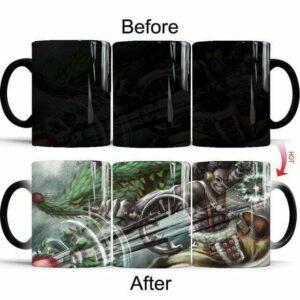 Boutique One Piece Mug Mug Magique One Piece Ussop Le Brave
