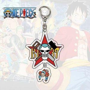 Boutique One Piece Porte Clef One Piece Symbole De Franky