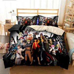 Boutique One Piece Parures De Lit 230x260cm Parures De Lit One Piece All Star