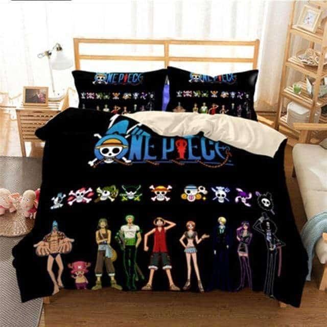 Boutique One Piece Parures De Lit 230x260cm Parures De Lit One Piece Les Chapeaux de Paille
