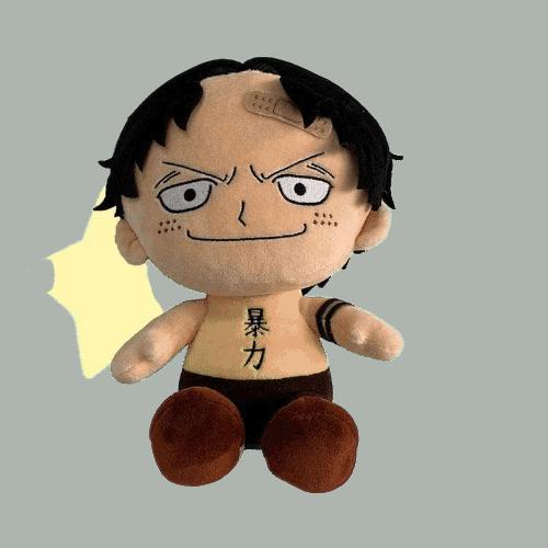 Boutique One Piece Peluche 25cm Peluche Ace