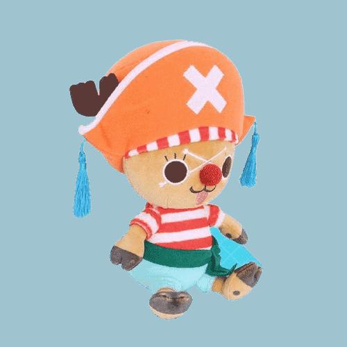 Boutique One Piece Peluche 25cm Peluche Chopper Cosplay Baggy