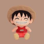 Boutique One Piece Peluche 25cm Peluche Luffy