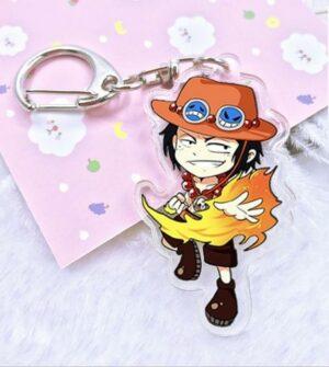Boutique One Piece Porte Clef Porte Clef One Piece Ace