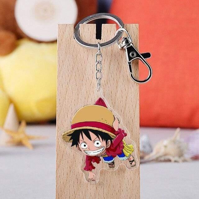 Boutique One Piece Porte Clef Porte Clef One Piece Luffy Pendu