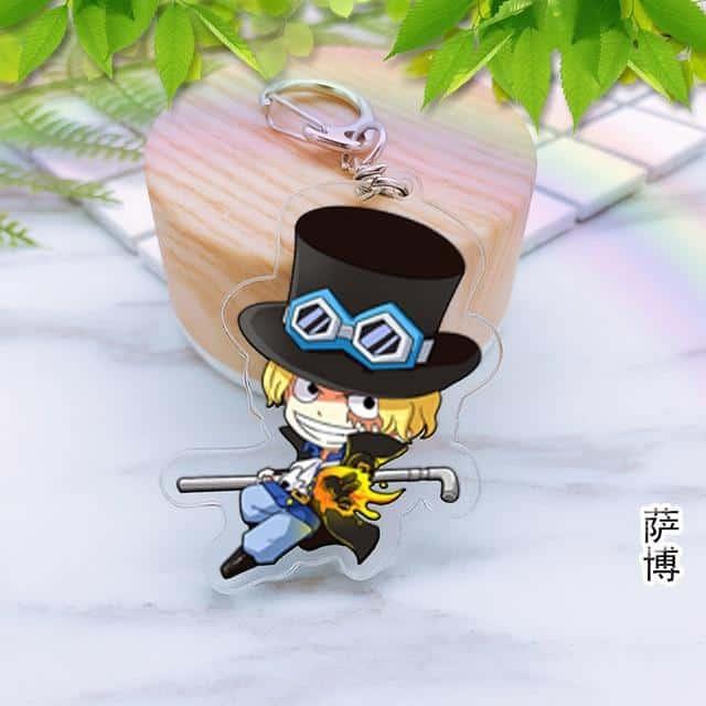 Boutique One Piece Porte Clef Porte Clef One Piece Sabo