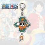 Boutique One Piece Porte Clef Porte Clef One Piece Symbole De Nami