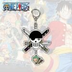 Boutique One Piece Porte Clef Porte Clef One Piece Symbole De Zoro