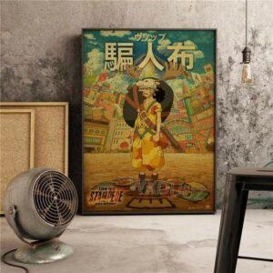 Boutique One Piece Poster 55 x 80cm Poster One Piece Ussop Le Grand
