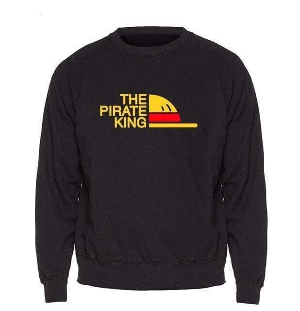 Boutique One Piece Pull Noir / M Pull One Piece Le Roi Des Pirates