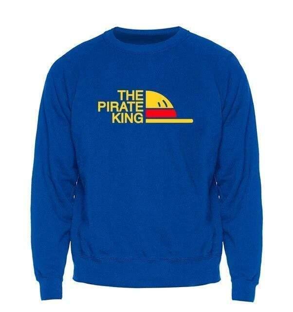 Boutique One Piece Pull Bleu / L Pull One Piece Le Roi Des Pirates