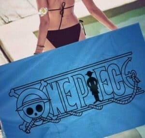 Boutique One Piece Serviette 70x150cm Serviette One Piece