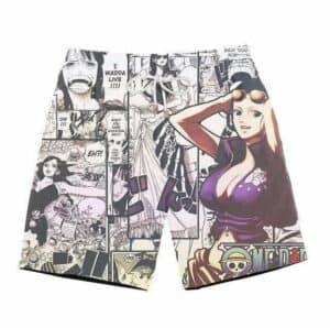Boutique One Piece Short de Bain xxs Short de Bain One Piece Nico Robin