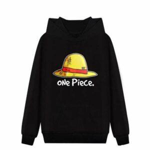 Boutique One Piece Sweat Noir / XXS Sweat One Piece Chapeau de Paille