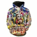 Boutique One Piece Sweat XS Sweat One Piece Film Stampede