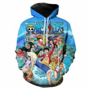 Boutique One Piece Sweat 3XL Sweat One Piece L'Univers One Piece