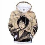 Boutique One Piece Sweat XXS Sweat One Piece Luffy Manga