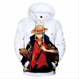 Boutique One Piece Sweat XXS Sweat One Piece Mugiwara No Luffy
