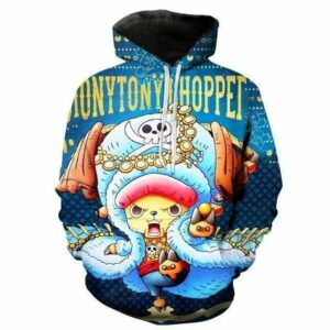 Boutique One Piece Sweat XXL Sweat One Piece Tony Chopper