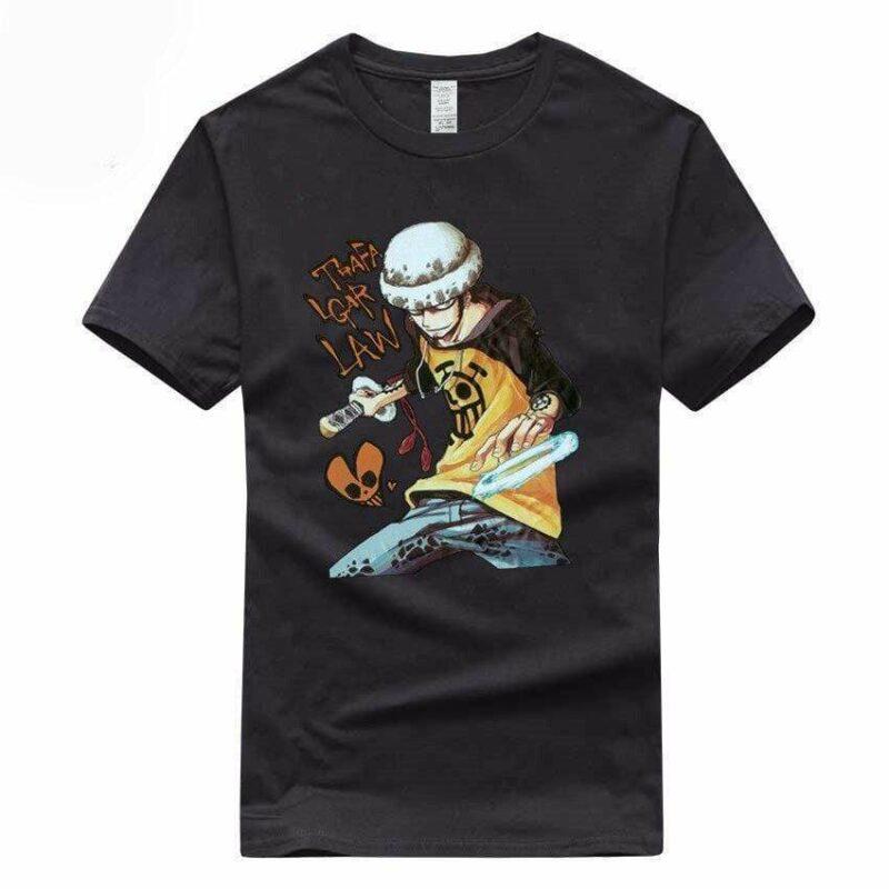 Boutique One Piece T-shirt S T-Shirt Law Du Heart