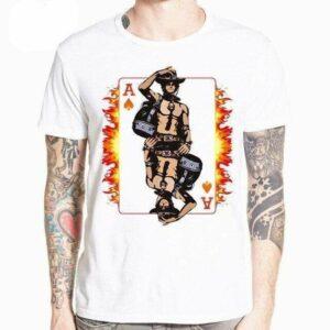 Boutique One Piece T-shirt XXXL T-Shirt One Piece Ace L'As