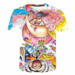 Boutique One Piece T-shirt 3XL T Shirt One Piece Big Mom Family
