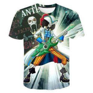 Boutique One Piece T-shirt XXL T Shirt One Piece Brook La Rockstar