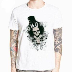 Boutique One Piece T-shirt XXXL T-Shirt One Piece Brook Le Musicien