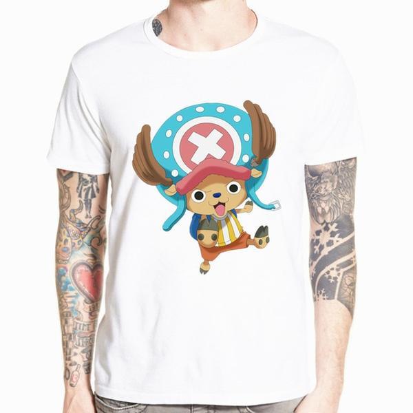 Boutique One Piece T-shirt xs T-Shirt One Piece Chopper
