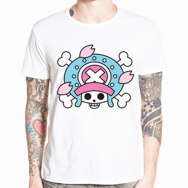Boutique One Piece T-shirt xs T-Shirt One Piece Crâne de Chopper