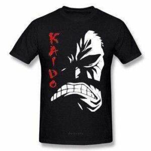 Boutique One Piece T-shirt T Shirt One Piece Empereur Kaido Zoann Mythique