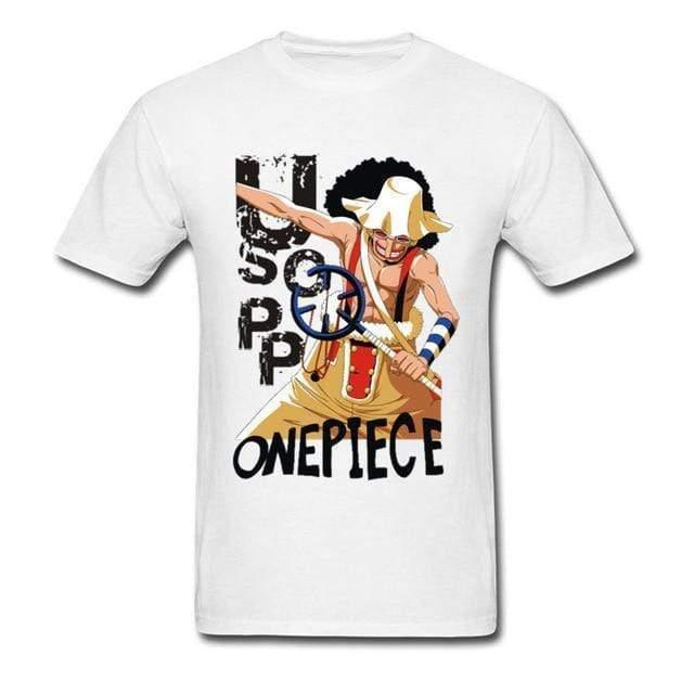 Boutique One Piece T-shirt XS T-Shirt One Piece God Ussop