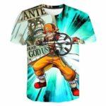 Boutique One Piece T-shirt S T Shirt One Piece God Ussop Le Sniper